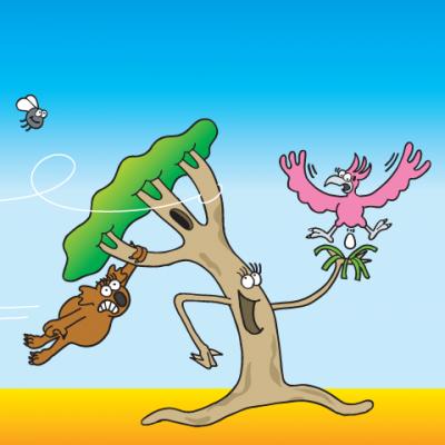 Tree can Run