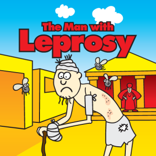The Man with Leprosy