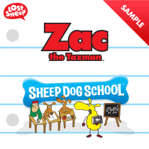 Sheepdog School Sample
