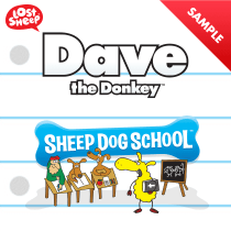 Sheepdog School Sample