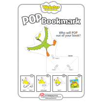 Pop Bookmark