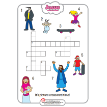 Crossword time!