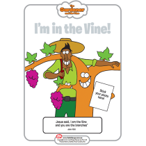 I'm in the Vine!