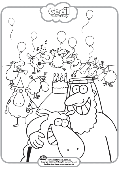 Colouring Pages Free Sample Download