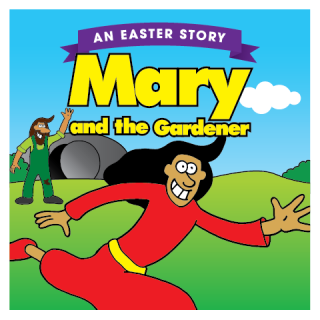 Mary and the Gardener