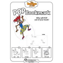Pop Bookmark